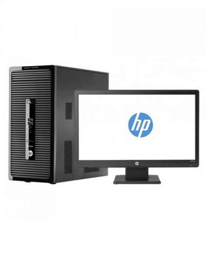 Hp ordinateur de bureau prodesk 400 g2 mt ecran 20 - Recherche ordinateur de bureau ...