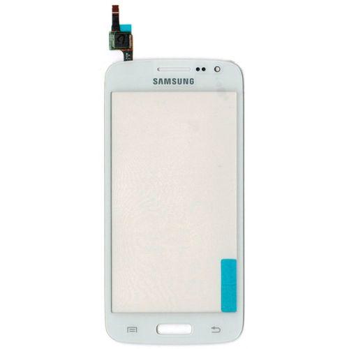 cran tactile pour samsung g355h galaxy core 2 duos t l phone portable blanc achat en ligne. Black Bedroom Furniture Sets. Home Design Ideas