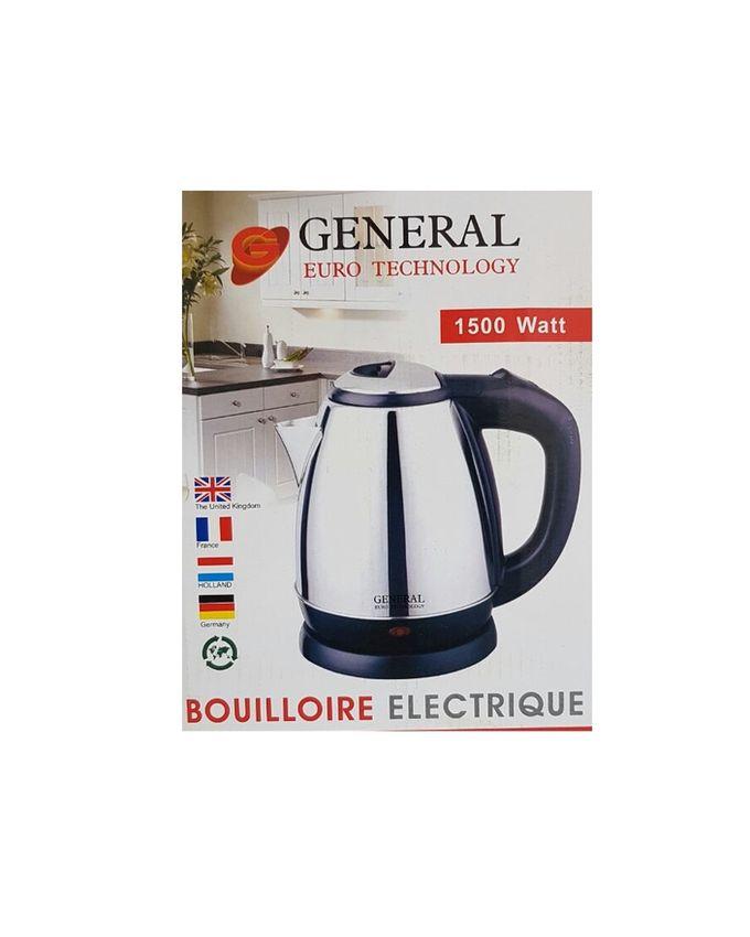 GENERAL Bouilloire 1,8 Litres - inoxydable - Achat en ligne sur ...