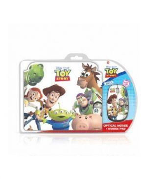 Disney Pack Mini Souris Optique + Tapis de souris Toy Stroy prix maroc