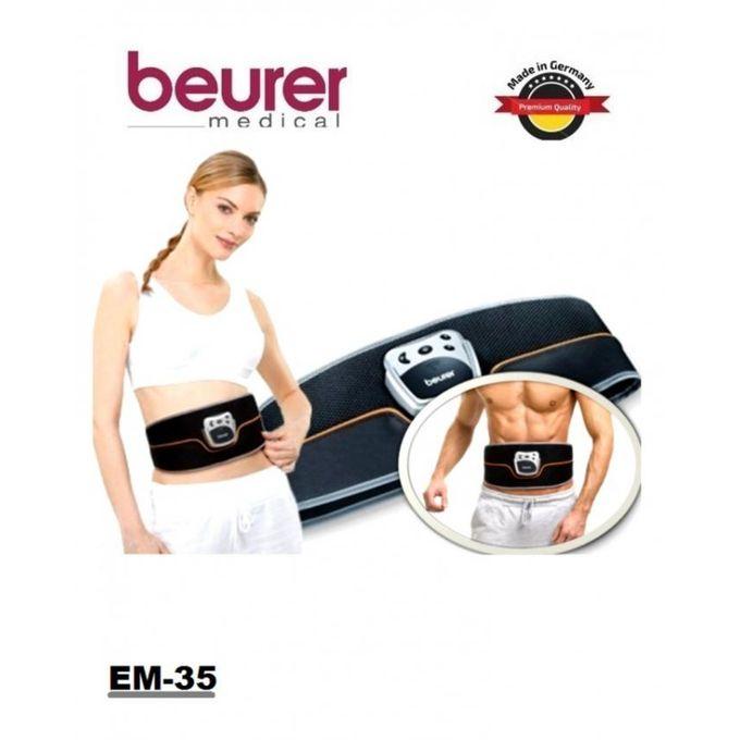 77e90cbff6b Beurer Electrostimulation Ceinture De Musculation Ou Amincissant Abdominale  EM35 - Achat en ligne sur Lcd Maroc