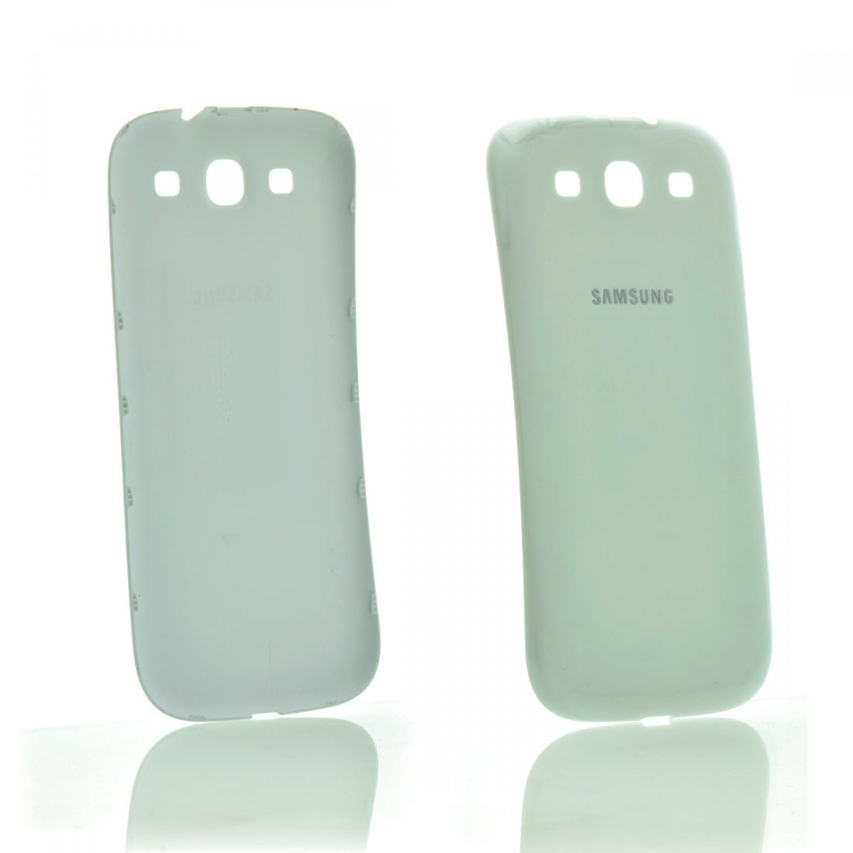 coque arri re samsung galaxy s3 i9300 blanc achat en. Black Bedroom Furniture Sets. Home Design Ideas