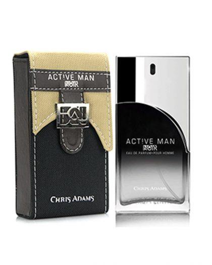 Noir Adams Eau De 100 Ml Parfum Man Active Chris gYm7vbIf6y