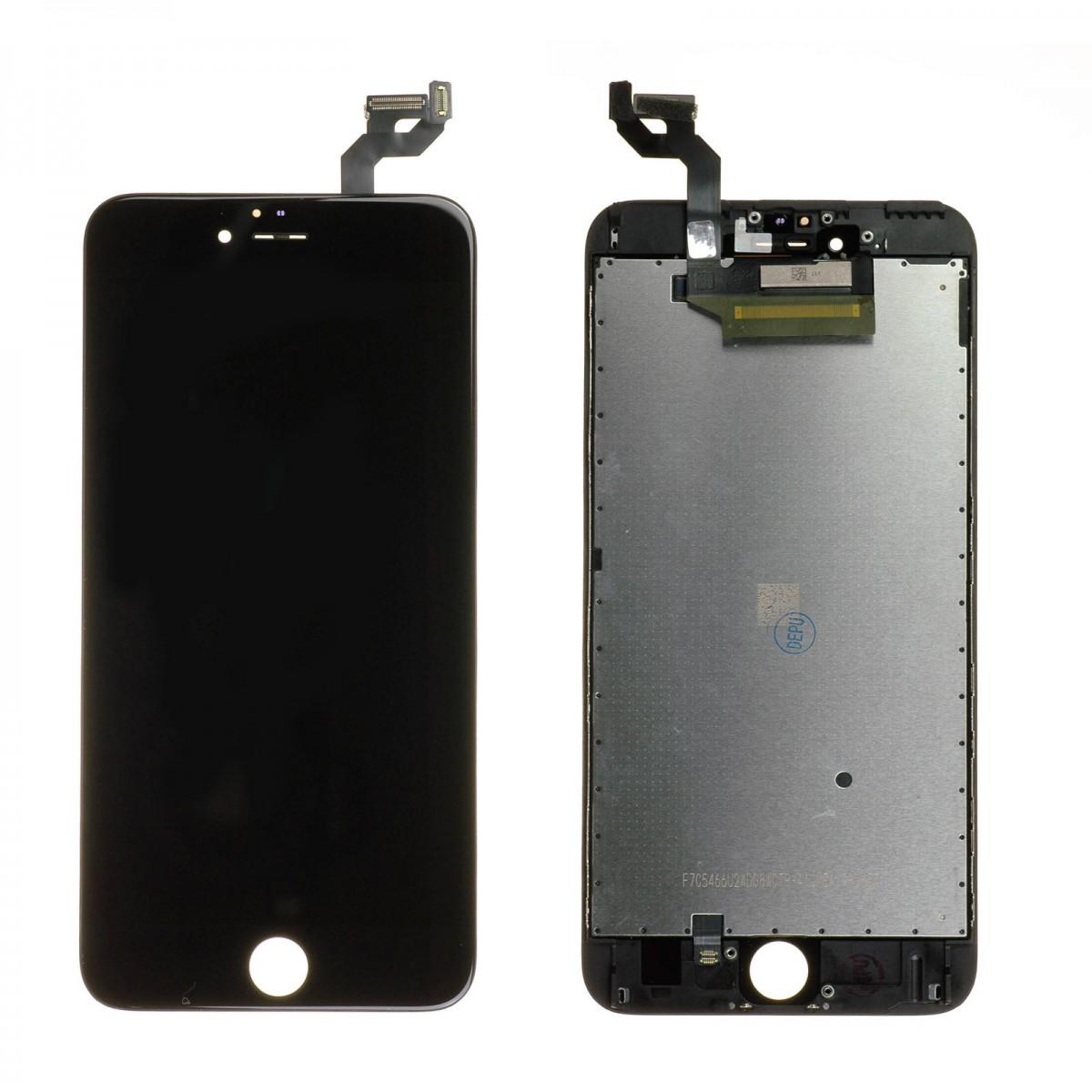 cran iphone 6s plus noir reconditionn achat en ligne sur lcd maroc