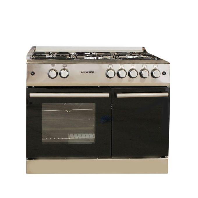 newtec cuisini re 90 x 60 5 feux four a gaz geant. Black Bedroom Furniture Sets. Home Design Ideas
