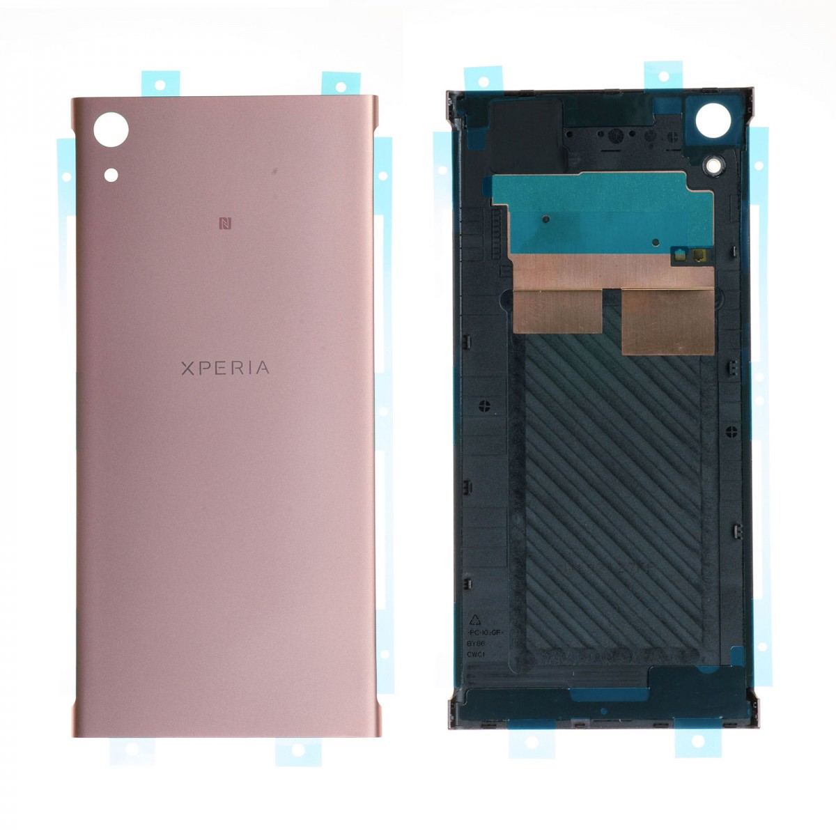 coque arri re sony xperia xa1 ultra g3221 rose achat en ligne sur lcd maroc. Black Bedroom Furniture Sets. Home Design Ideas