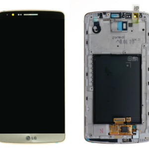 ÉCRAN COMPLET LG G3 (D855) OR ORIGINE prix-maroc