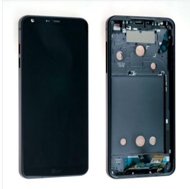 ÉCRAN COMPLET LG G6 (H870) NOIR prix-maroc