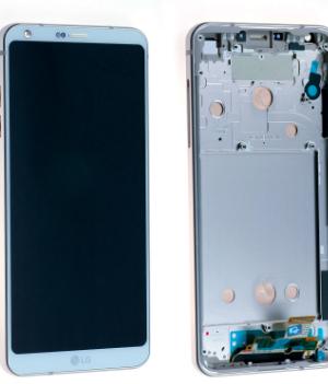 ÉCRAN COMPLET LG G6 (H870) BLANC prix-maroc