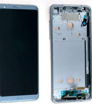ÉCRAN COMPLET LG G6 (H870) ARGENT prix-maroc
