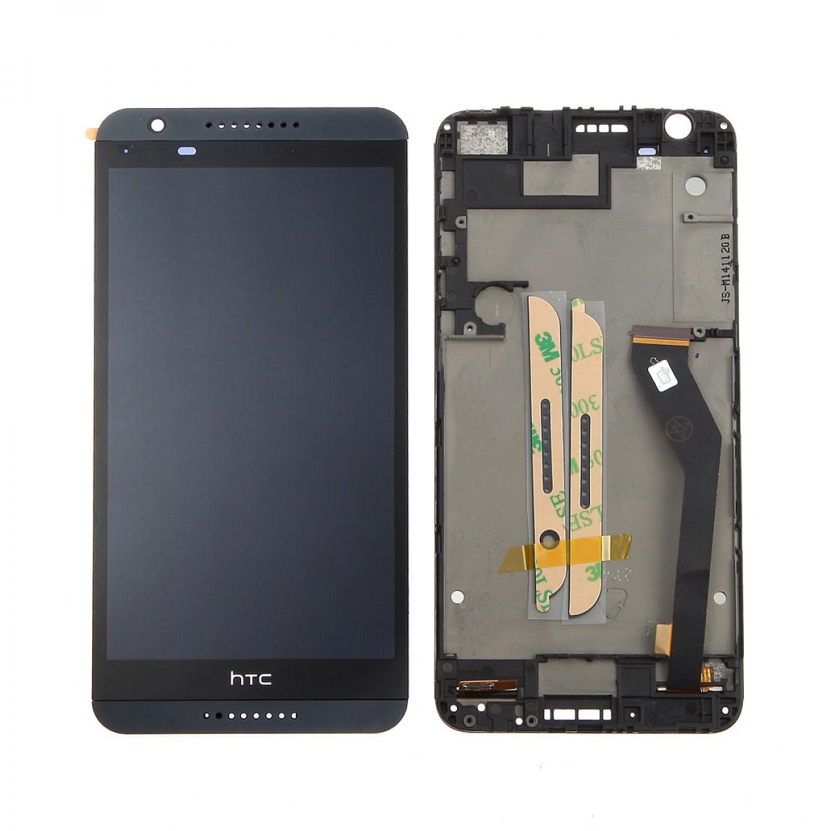 Cran complet htc desire 820 noir achat en ligne sur lcd for Photo ecran htc