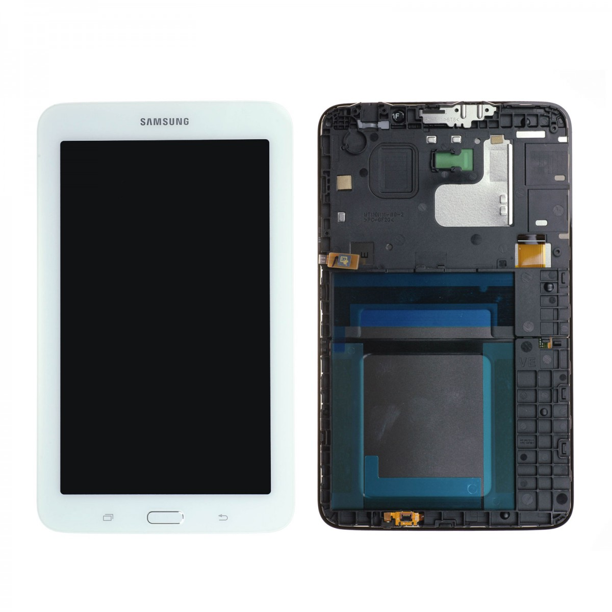 Cran complet samsung galaxy tab 3 lite 7 0 t113 blanc for Photo ecran samsung 7