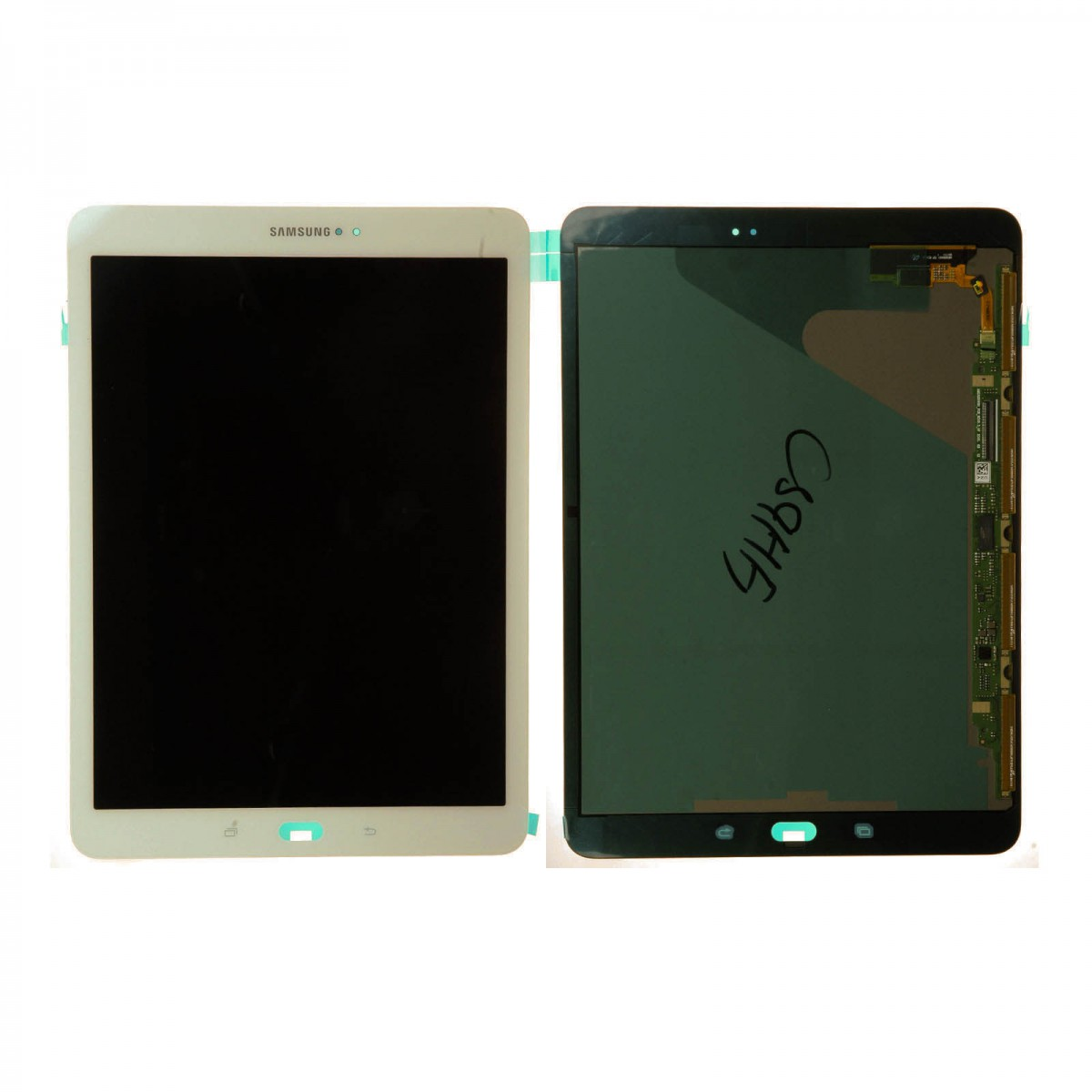 Cran samsung galaxy tab s2 9 7 t810 t815 or achat en for Photo ecran samsung 7