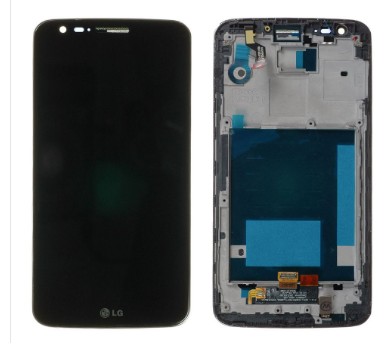ÉCRAN COMPLET LG G2 (D802) NOIR prix-maroc