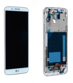 ÉCRAN COMPLET LG G2 (D802) BLANCprix-maroc