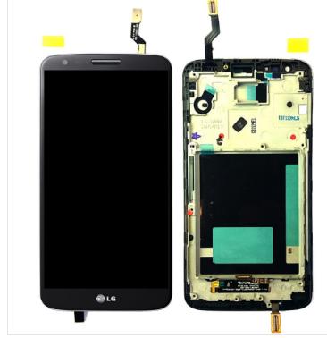 ÉCRAN COMPLET LG G2 (D802) NOIR ORIGINE prix-maroc