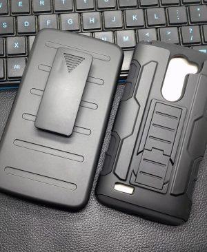Man Armure Téléphone pour LG L Bello D335 D331 impact Man Armure Téléphone pour LG L Bello D335 D331 impact hybride robuste de couverture pour LG L Bello D337 D335 D331 avec clip ceinture prix-maroc