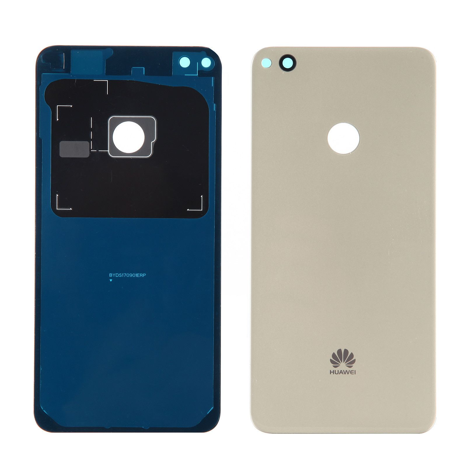 Vitre arrière Huawei P8 Lite 2017 Or